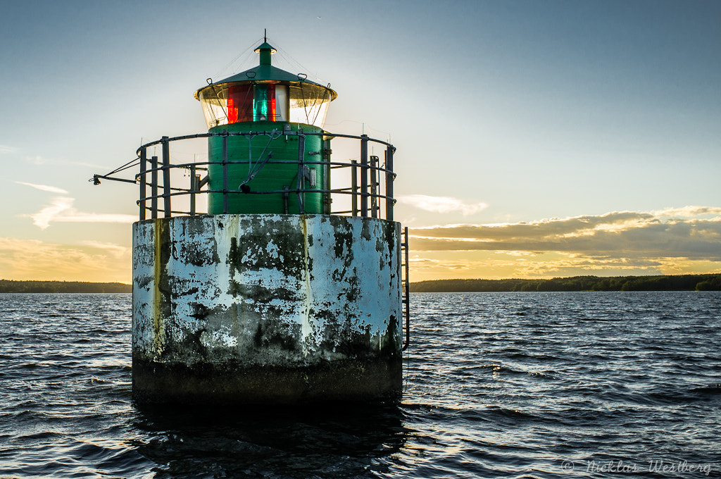Photograph Lighthouse by Nicklas Westberg on 500px