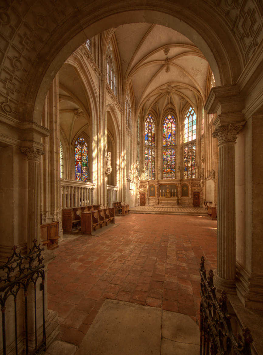 Photograph Arques la Bataille Church by Nicolas Allemand on 500px