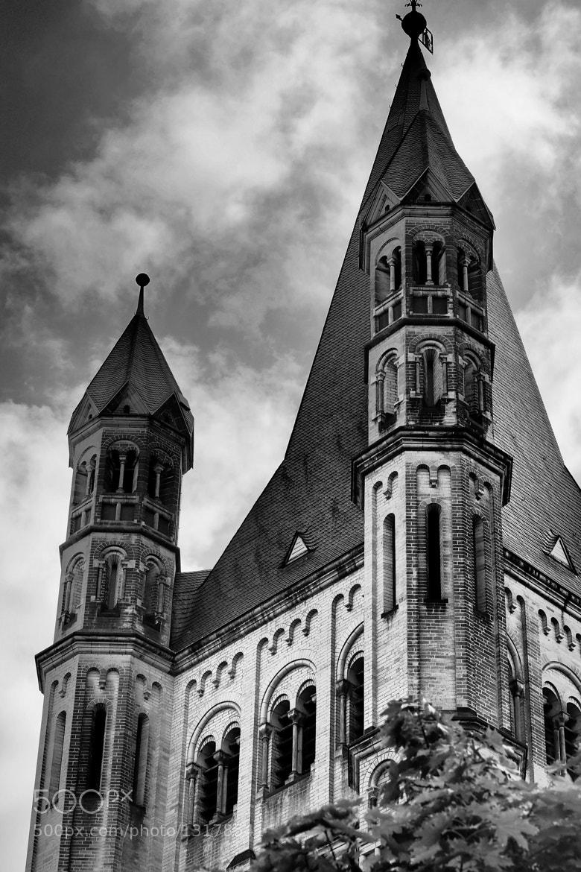 Photograph Great St. Martin by Patrick Pielarski on 500px