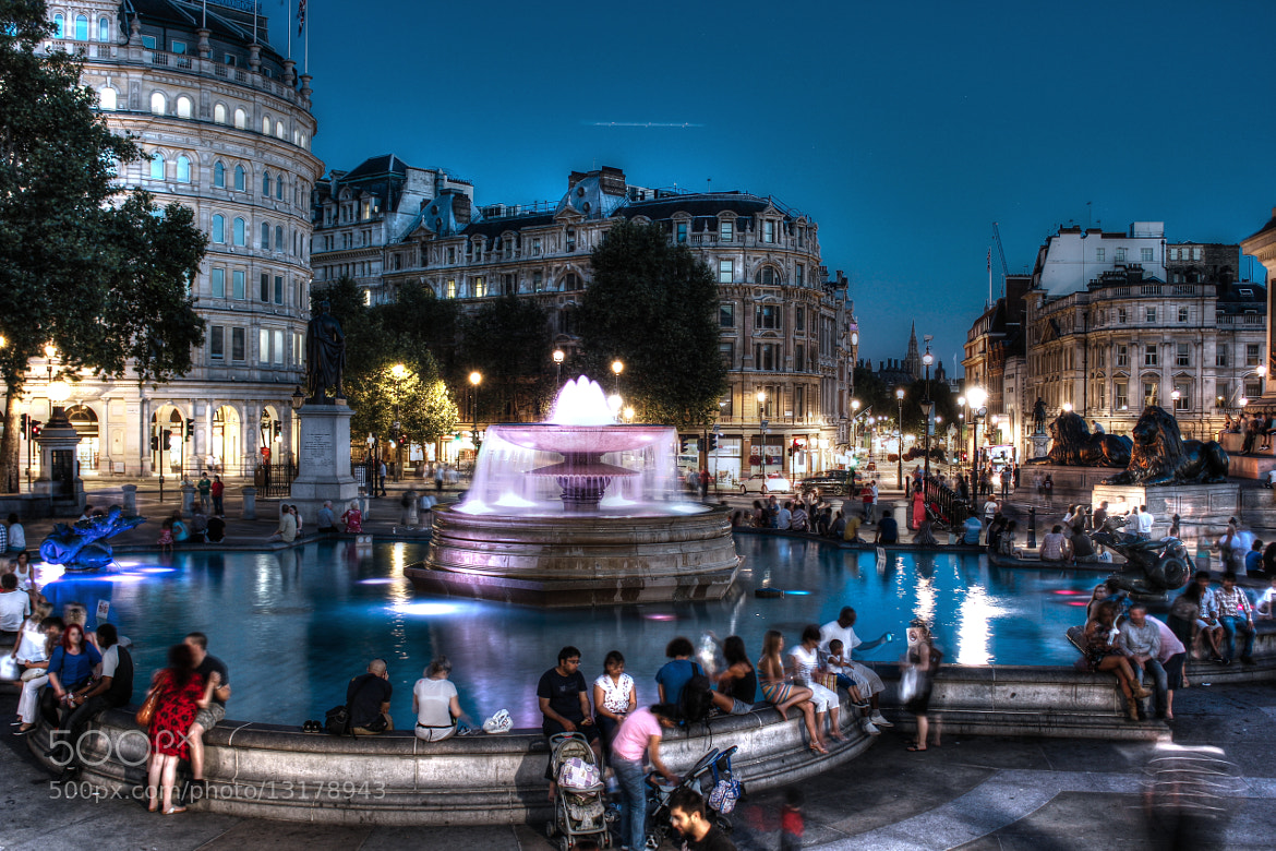 Photograph The fountain by Francisco Mula on 500px