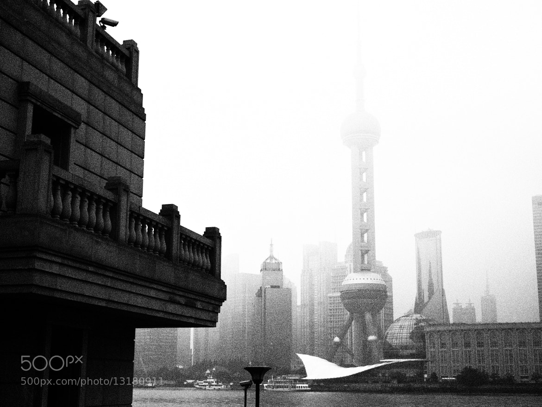 Photograph Pudong by Patrick Pielarski on 500px