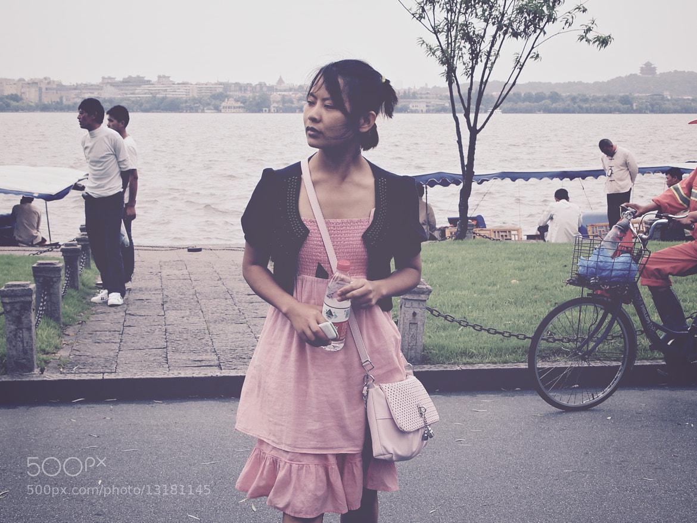 Photograph Pink dress by Patrick Pielarski on 500px