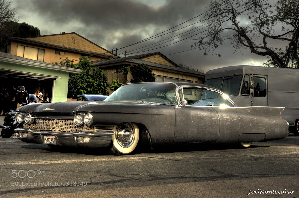 Photograph 50's Caddy by Joel Montecalvo on 500px