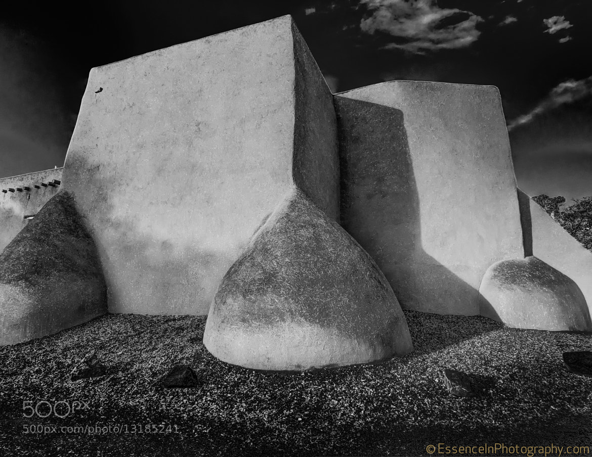 Photograph St. Francis De Asis Church, Taos New Mexico by Captain Photo on 500px