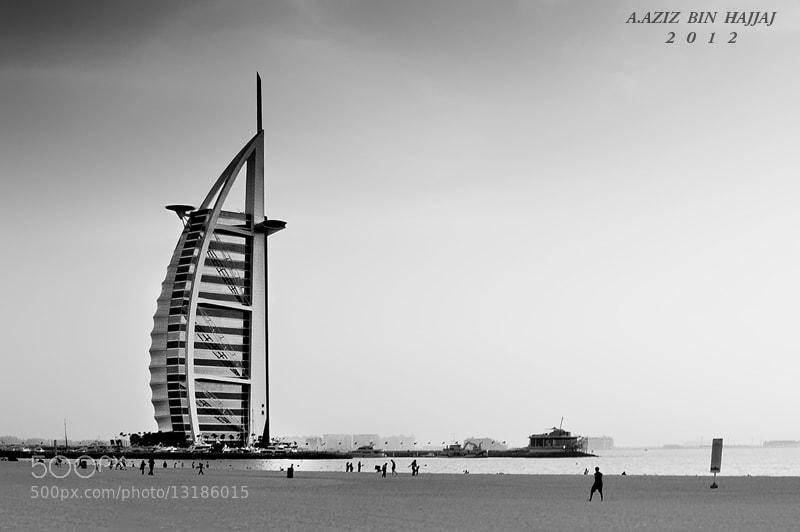 Photograph UAE\\ BURJ ALARAB  by A.AZIZ BIN HAJJAJ on 500px