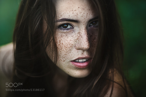 Photograph Alena by Jay Lay on 500px