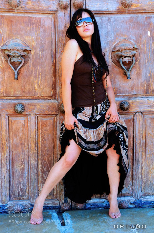 Photograph Vania Gonzalez by OLIVIA FUENTES ORTUÑO on 500px