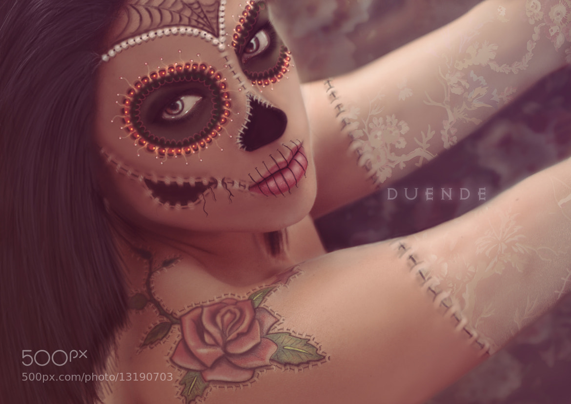 Photograph Catrina by 'Duende 'rfs on 500px