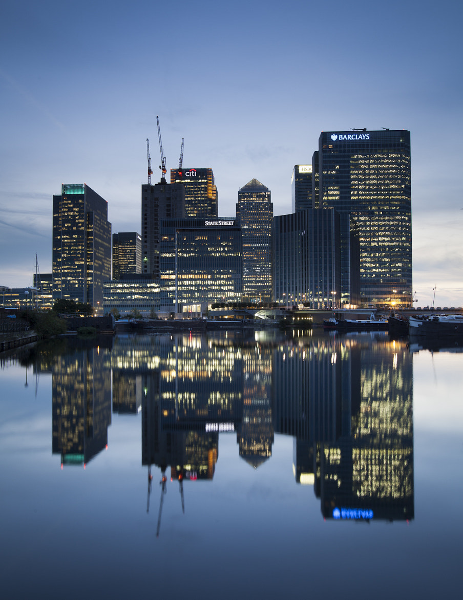 Photograph Canary wharf eastside ii by Terry Gibbins on 500px