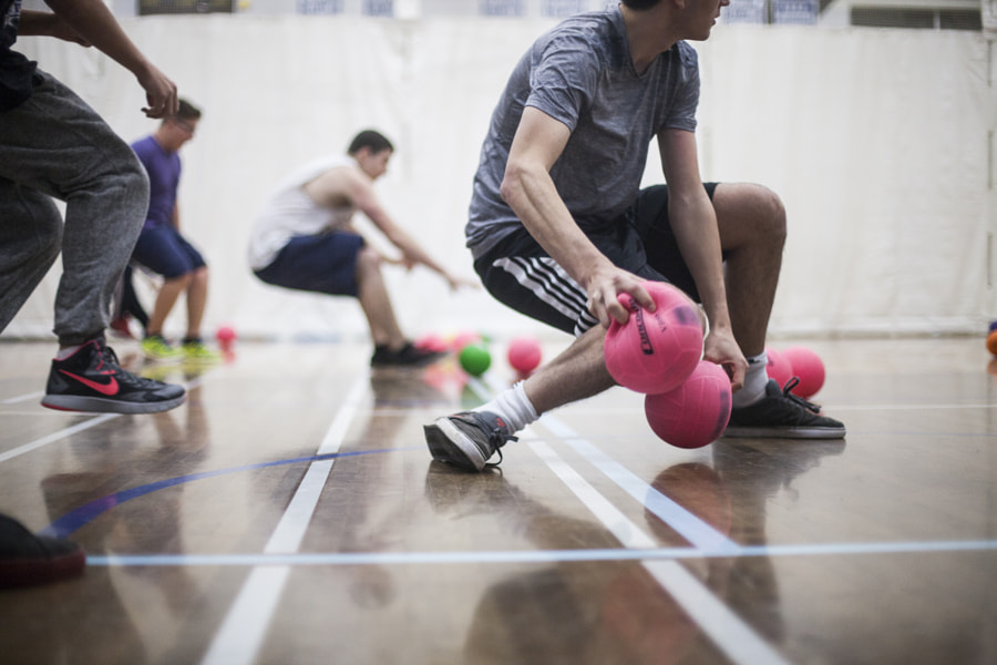 Dodgeball by Daren Zomerman on 500px.com