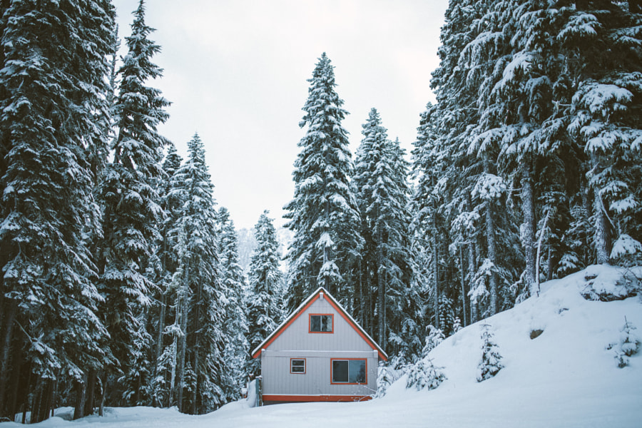 Stevens Pass by Dylan Furst on 500px.com