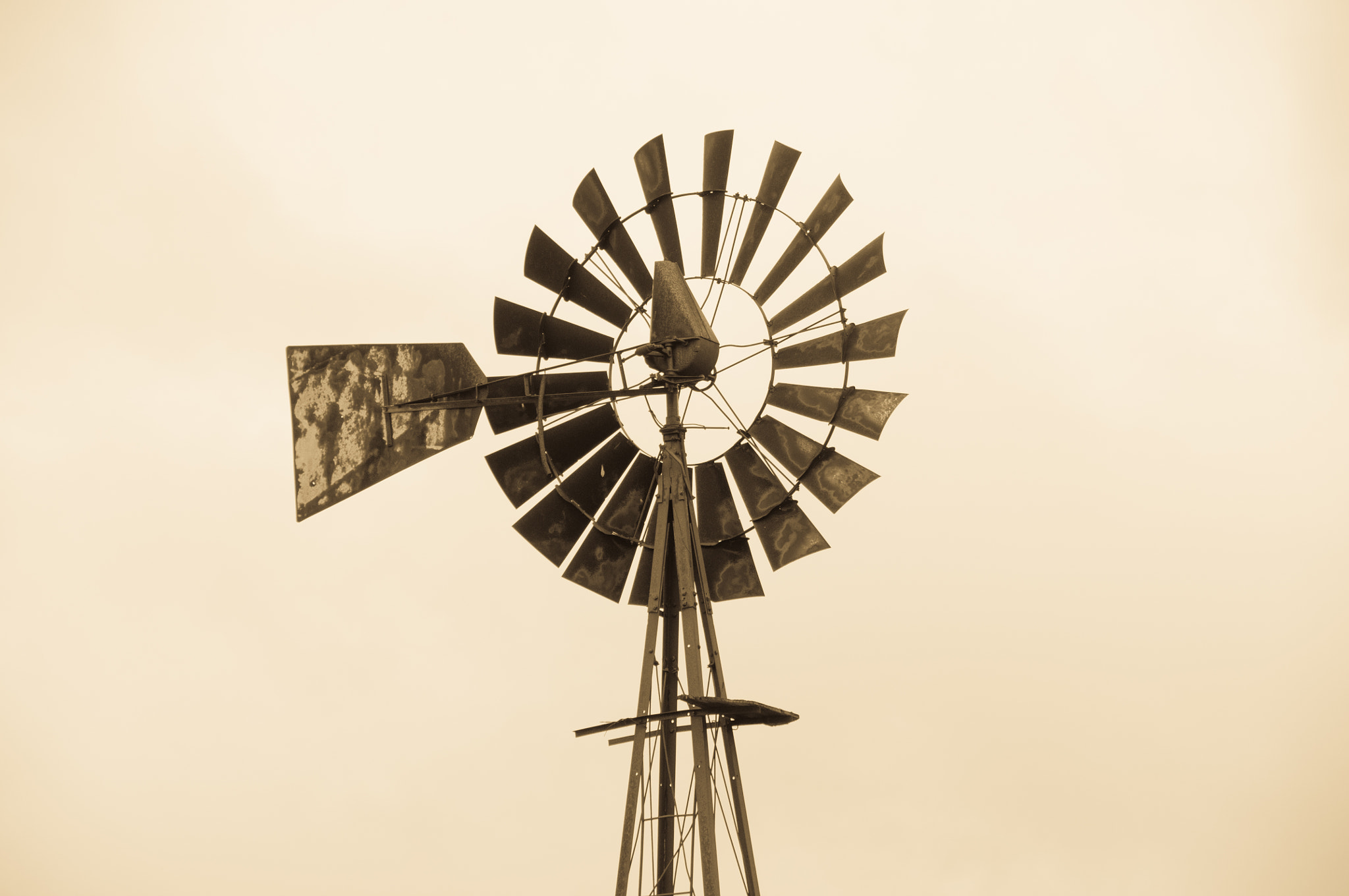 Photograph Antique Windmill by Matt Diley on 500px