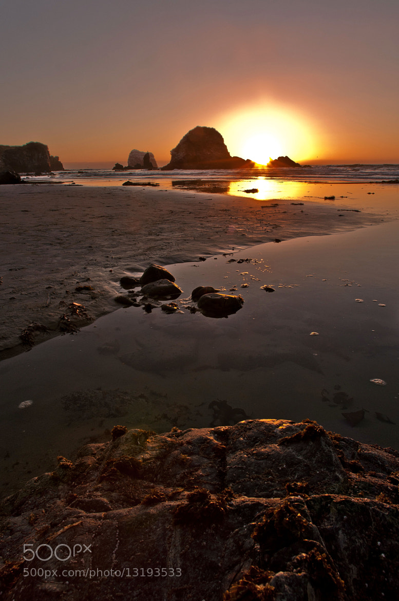 Photograph memorial weekend sunset  by Nadia Cassian on 500px