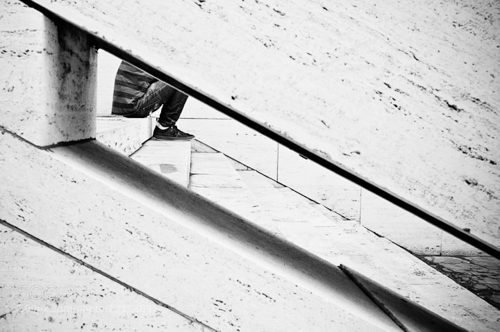 Photograph Stairs by Walter  Shin on 500px