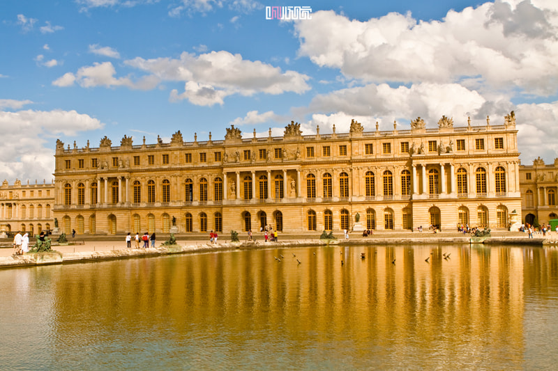 Photograph Palace of Versailles  by CharmingCG  on 500px