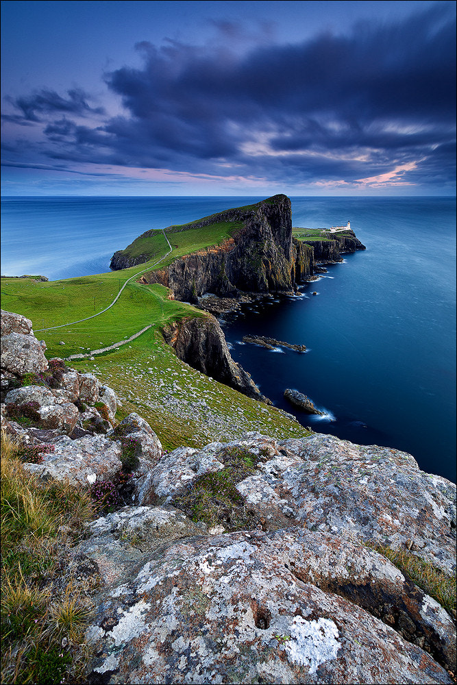 Photograph [ ... neist point sunset ] by D-P  Photography on 500px