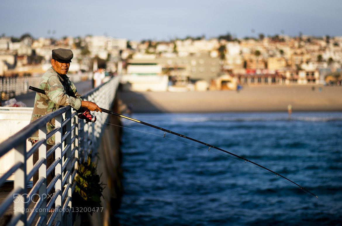 Photograph Fishing by Alex  Evers on 500px