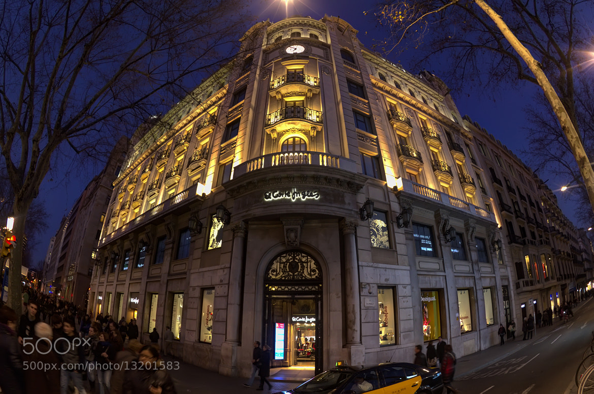 Photograph El Corte Inglés by Ariel Gutiérrez on 500px