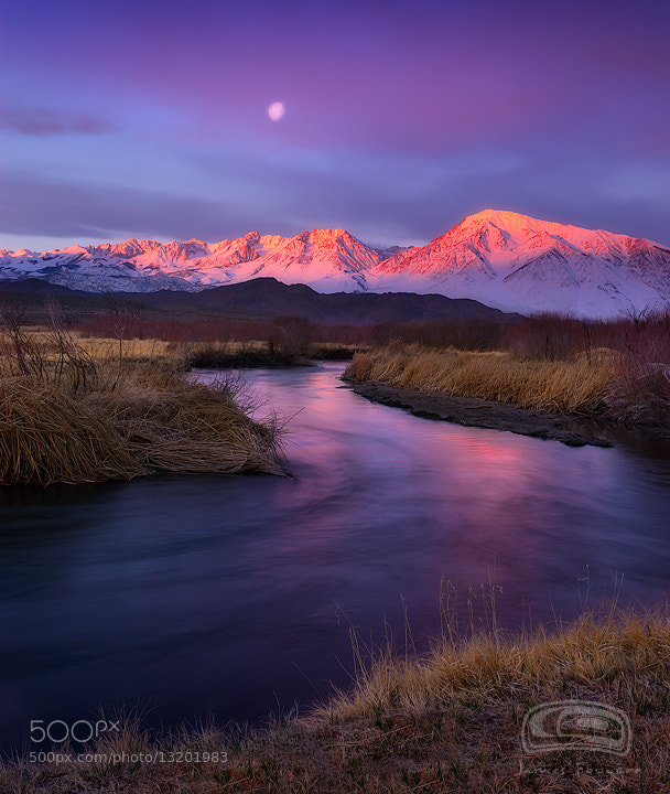 "Photograph ""SIERRA SUNRISE"" by James Fougere on 500px"