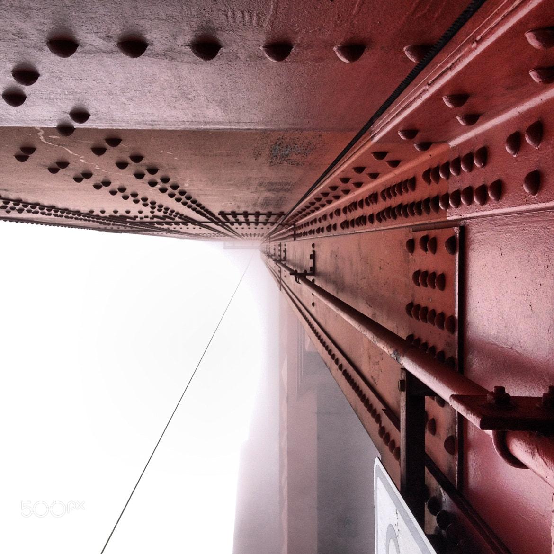 Photograph Golden Gate by Meghdad Rahdar on 500px