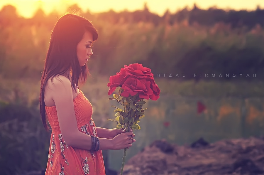 Photograph Sunset Rose by Rizal Firmansyah Djuuna on 500px