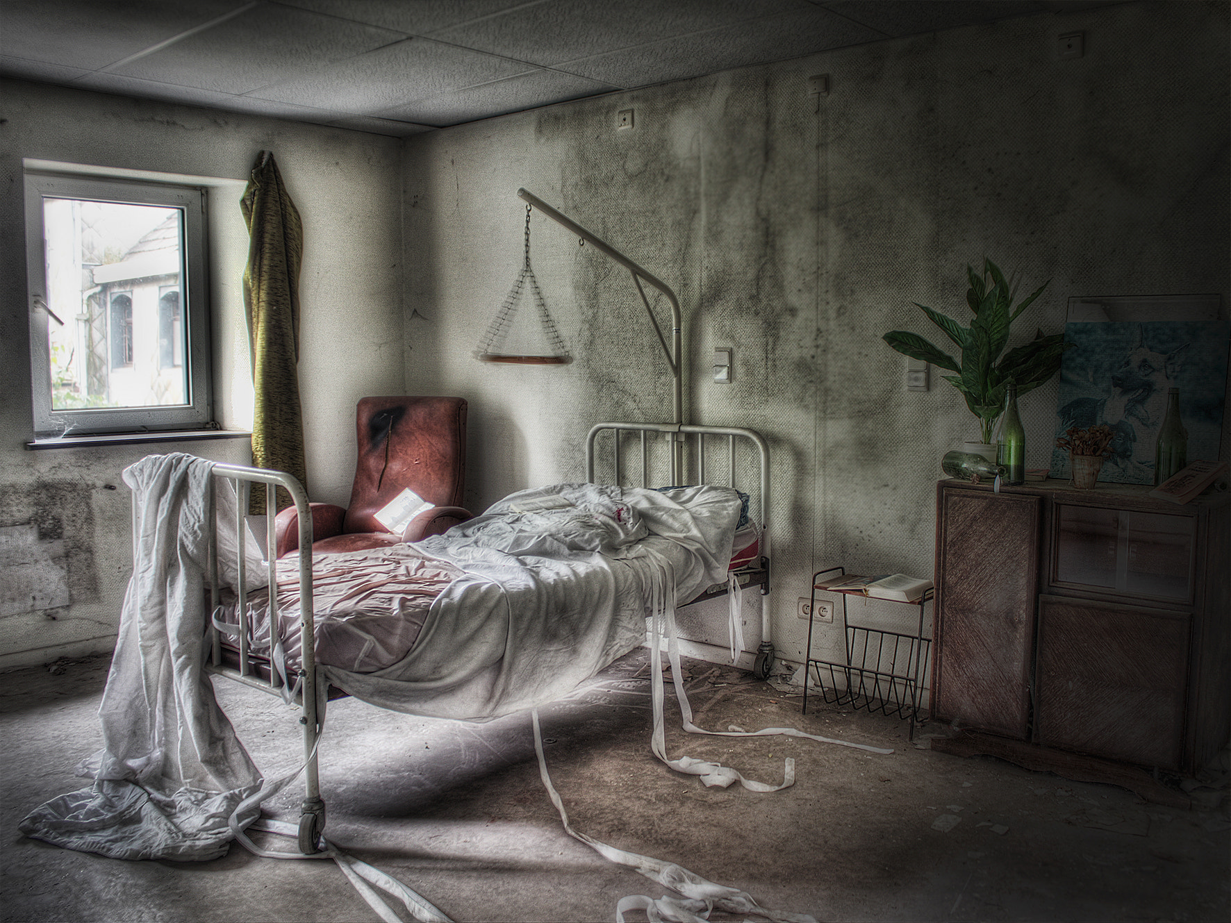 Photograph Hospital by Nathalie  on 500px