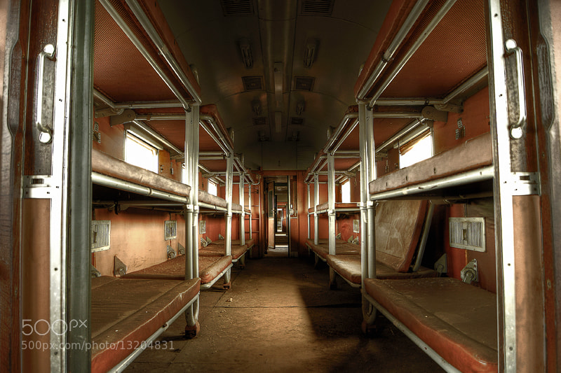 Photograph Lost Train by Nathalie  on 500px
