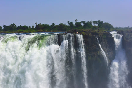 Devils Pool Victoria Falls by Natta Summerky on 500px
