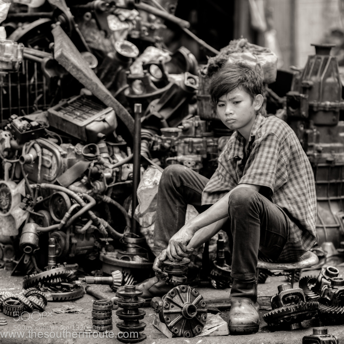 Photograph Youth has no age by regis boileau on 500px