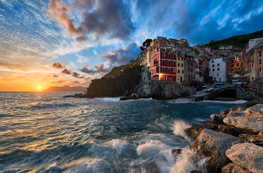 In Harmony With The Sea by Elia Locardi on 500px.com
