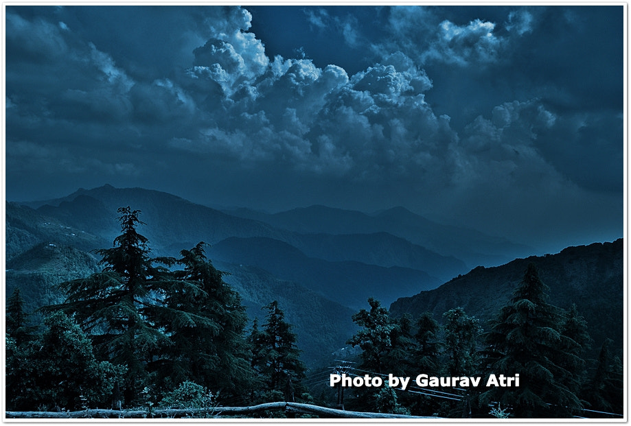 Photograph Dhanaulti by Gaurav Atri on 500px