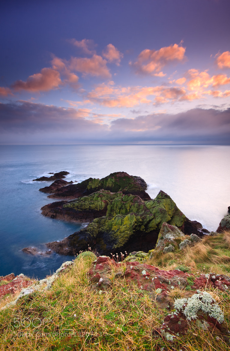 Photograph NE-Scotland, Scottish Borders, Berwickshire, StAbbs Head, Sunrise by Simon Auchterlonie on 500px