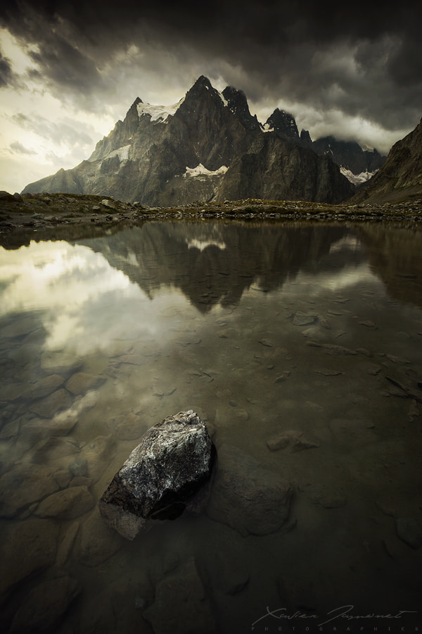 Photograph The dark Fortress by Xavier Jamonet on 500px