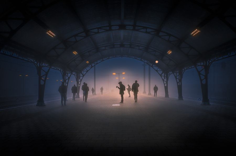 7:37 am... by Takeshi Ishizaki on 500px.com
