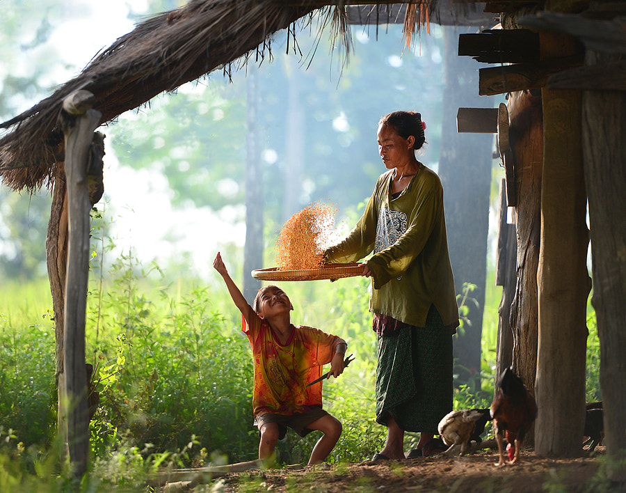 Happy Time. by Sarawut Intarob on 500px.com