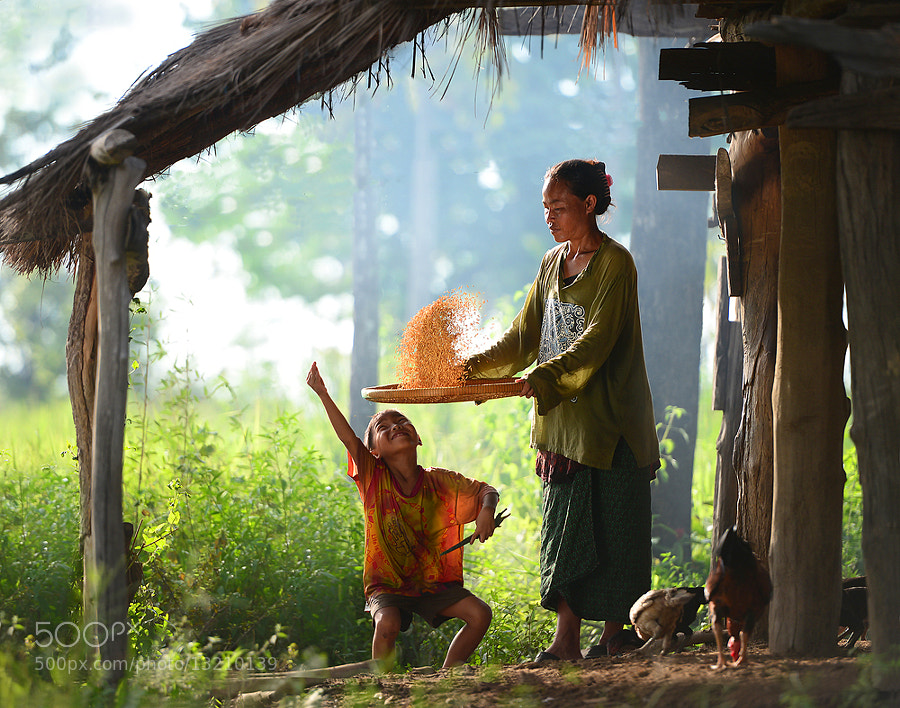 Photograph Happy Time. by sarawut Intarob on 500px