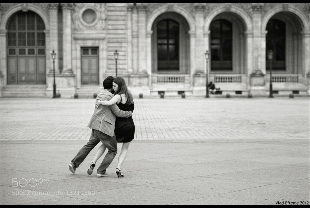 Photograph one more tango in Paris by Vlad Eftenie on 500px