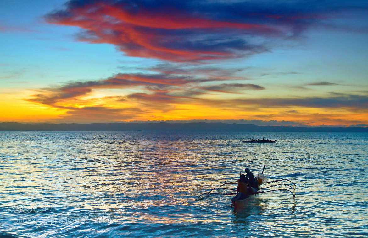 Photograph Just another fishing day by Vey Telmo on 500px