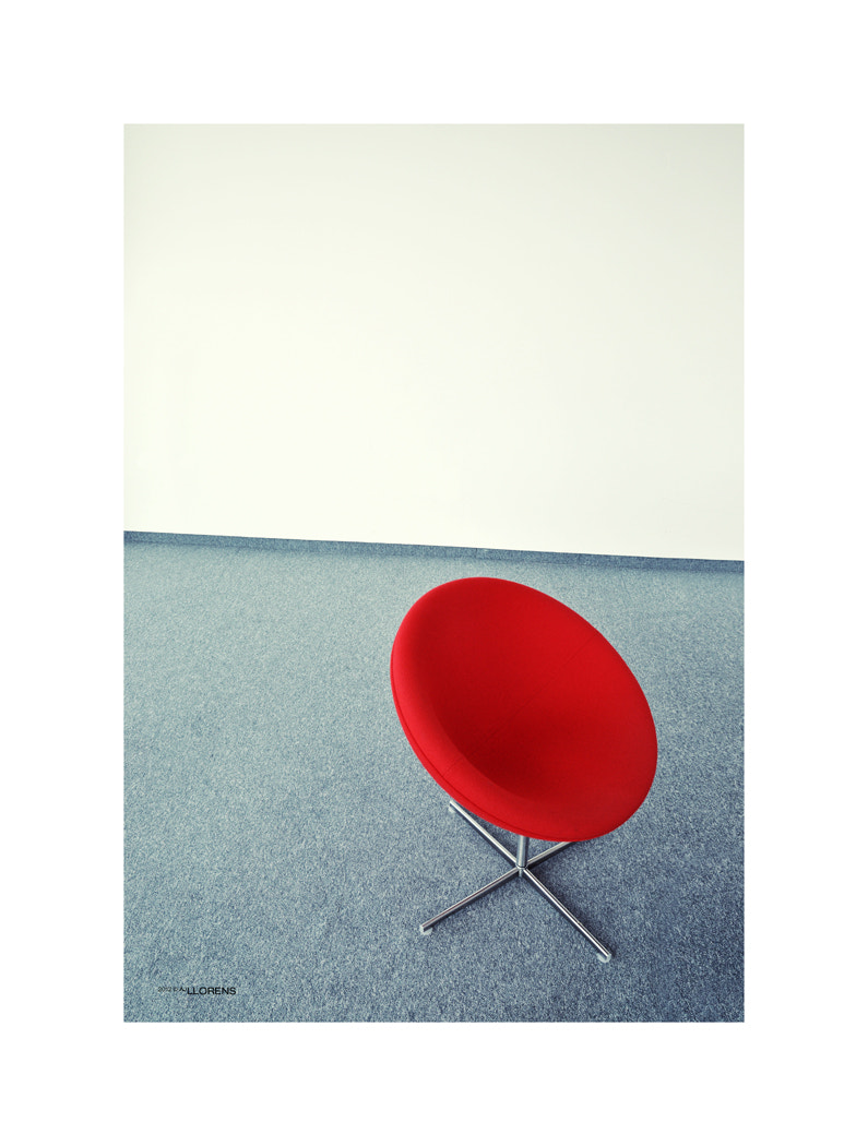 Photograph MINIMAL RED BLOOD CELL by Alfredo J. Llorens on 500px