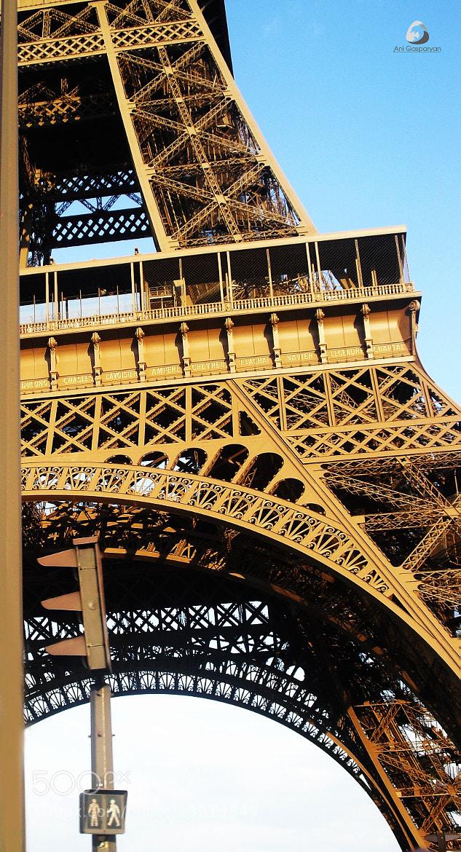 Photograph Eiffel Tower by Ani Gasparyan on 500px