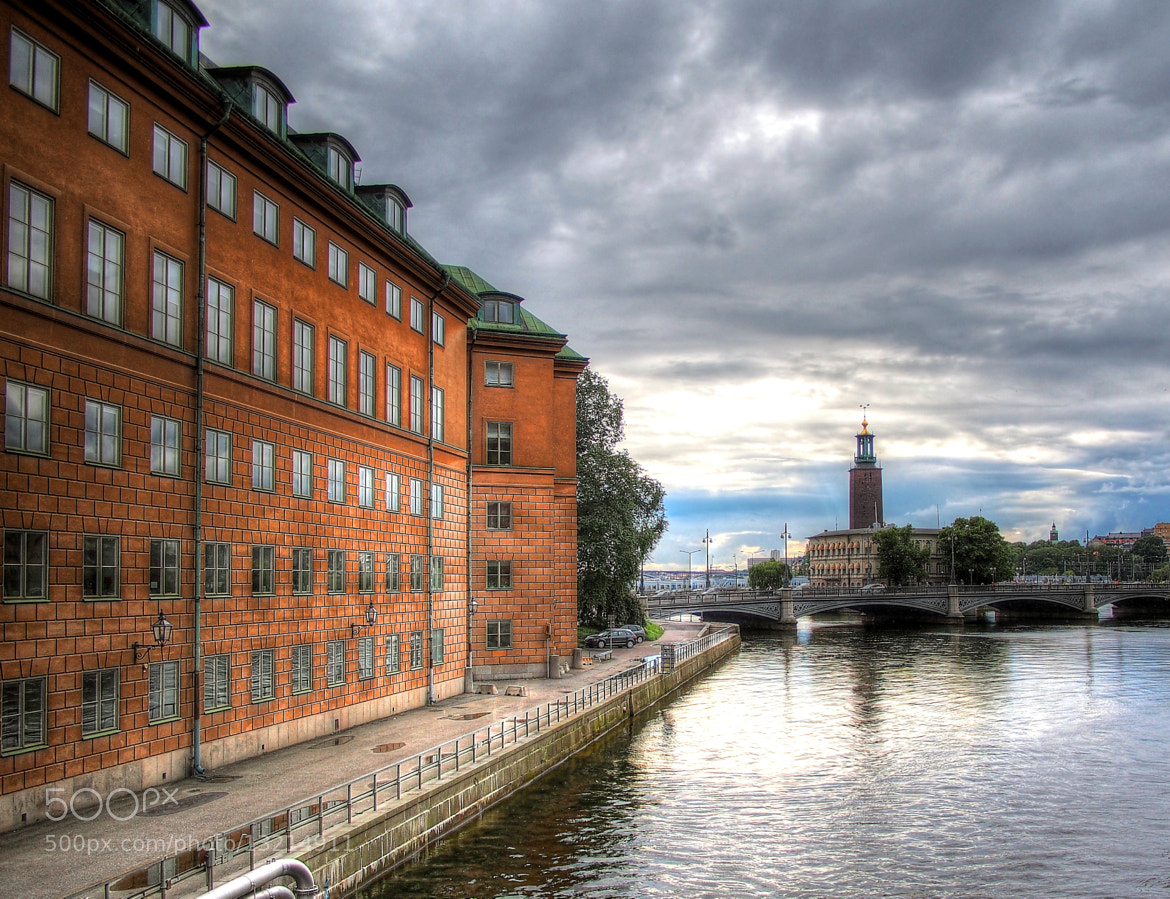 Photograph Stockholm by Dannie Sorum on 500px