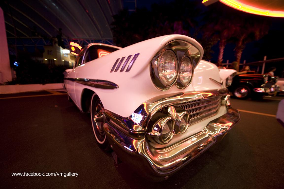 Photograph vintage chev from universal studios, singapore by Venkatesh Murthy on 500px