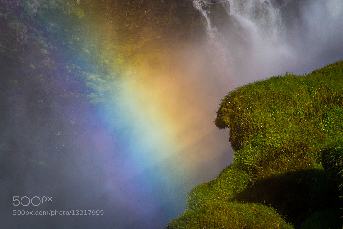 Photograph Over the Rainbow by M K on 500px