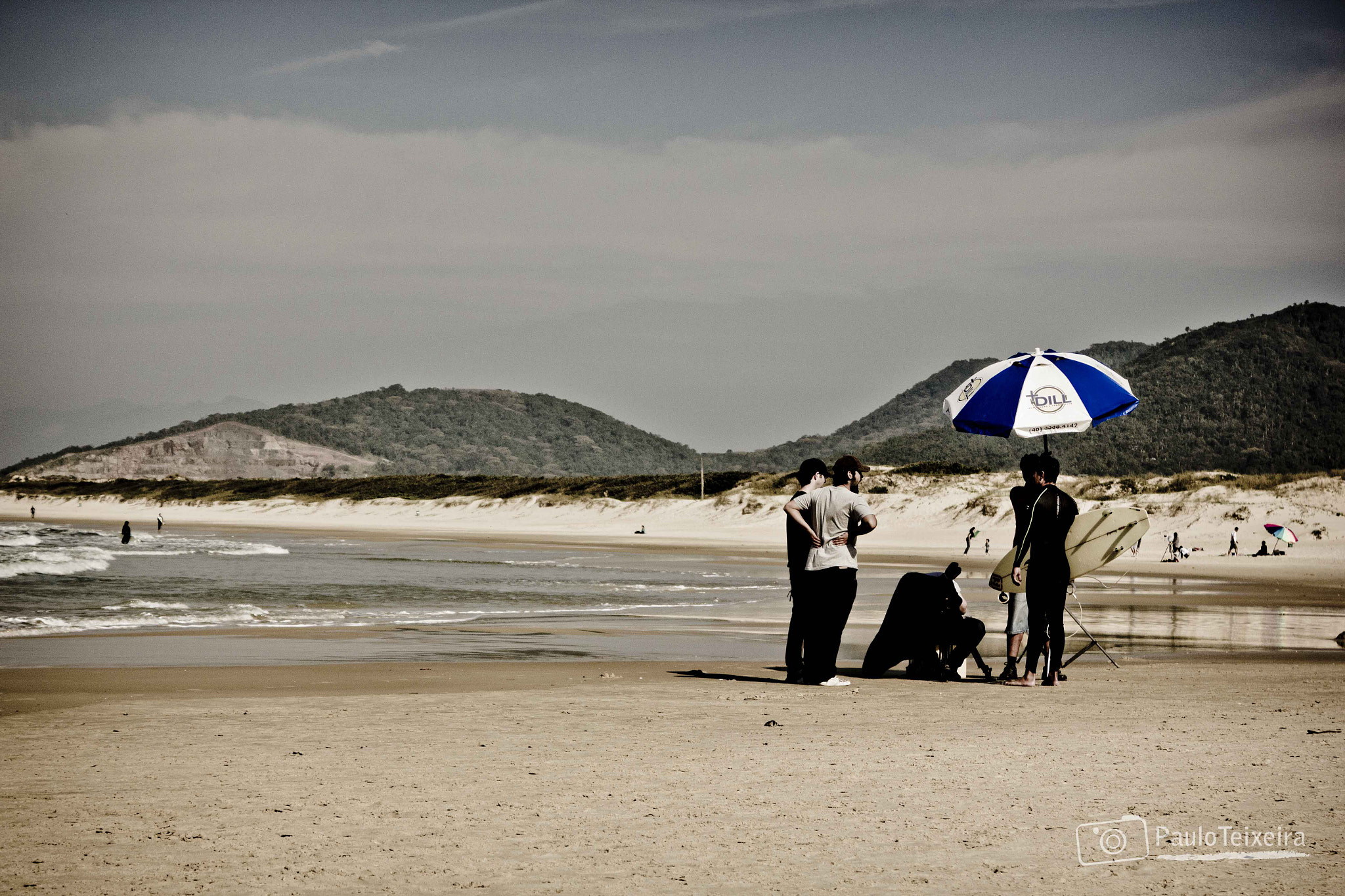 Photograph Surf prepare by Paulo A. Teixeira on 500px