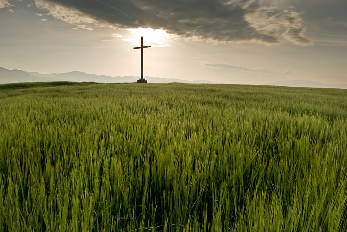 Photograph Behind the Cross by Francesco Cosi on 500px