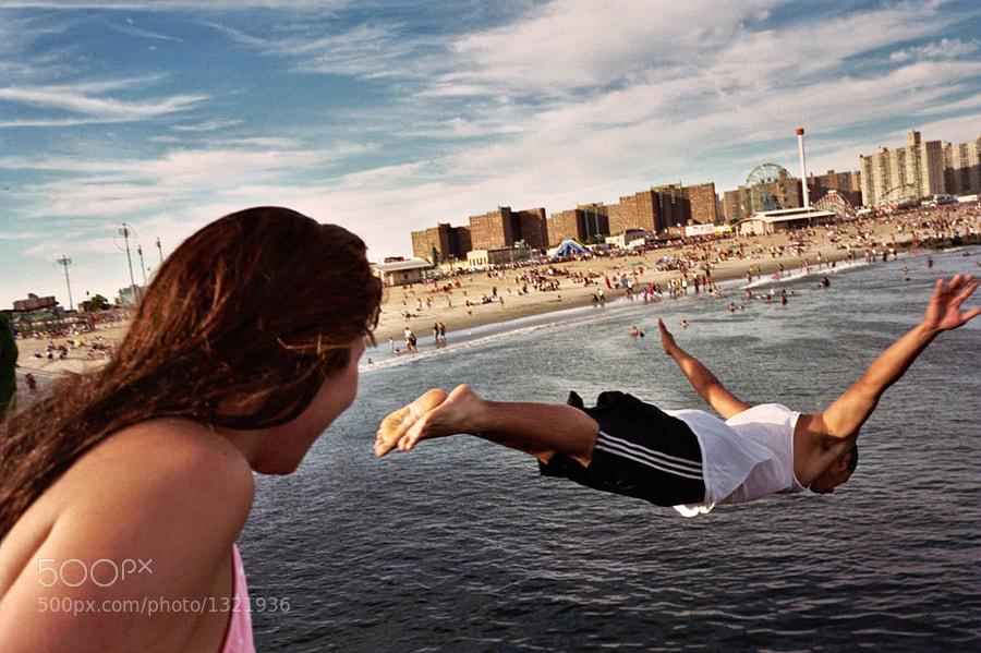 Coney Island pier, 2007