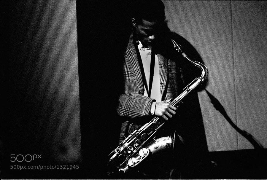 Mark Turner at Birdland 1991