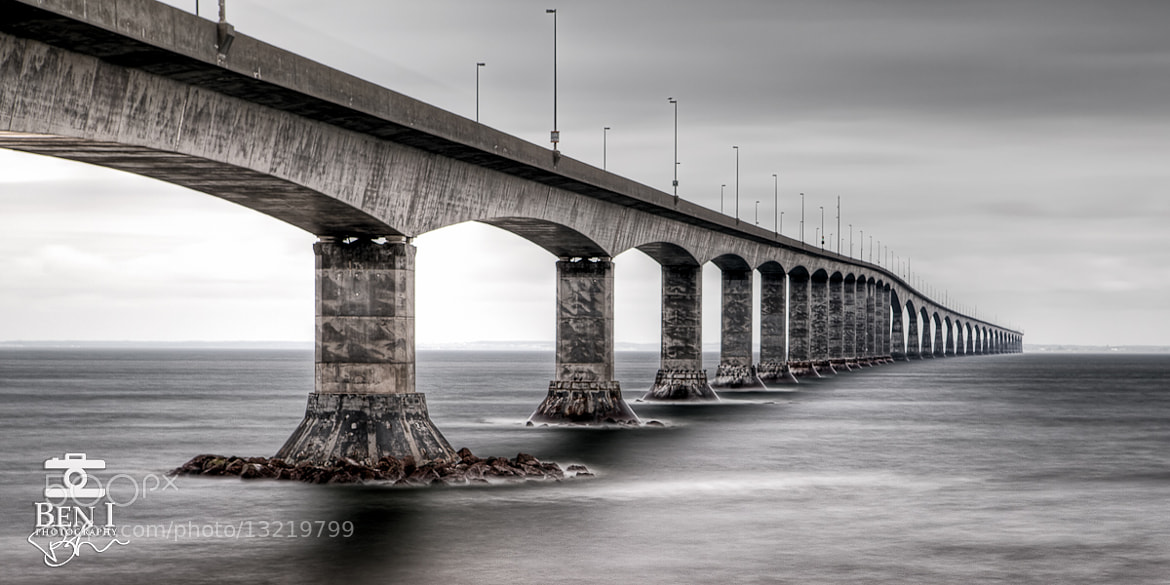 Photograph Confederation Bridge by BenI Photography on 500px