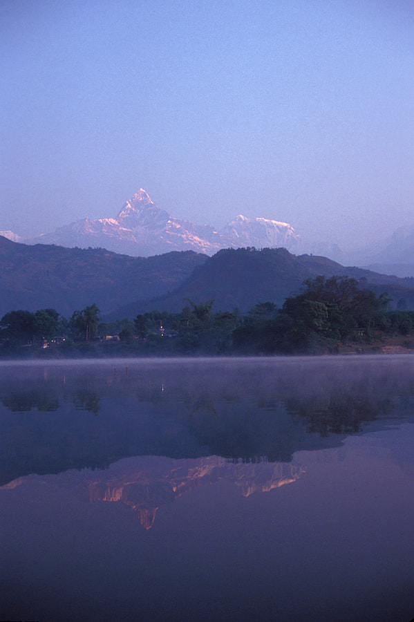 Lake Pokhara by Doug Smith on 500px.com