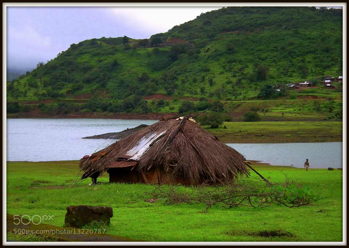 Photograph The Hut by Hardik Upadhyay on 500px
